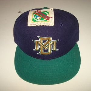 Other - MILWAUKEE BREWERS VINTAGE HAT CAP 90S NEW ERA